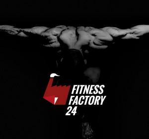 <span>Fitness Factory 24</span><i>→</i>